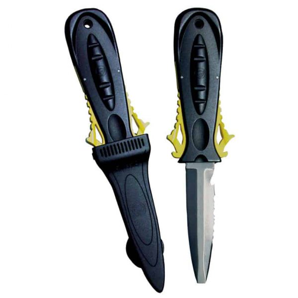Aqualung Squeeze Lock Knife