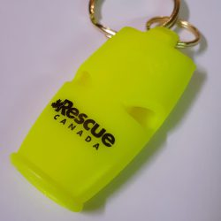 Fox40, Whistle, Micro Whistle, Rescue Canada Whistle